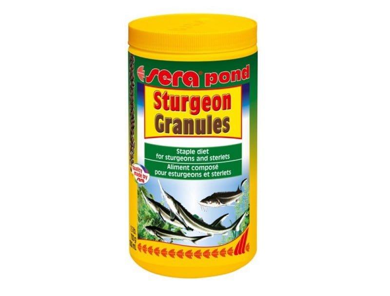 Hrana sturioni Sera Granules
