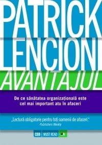 Avantajul - Patrick Lencioni