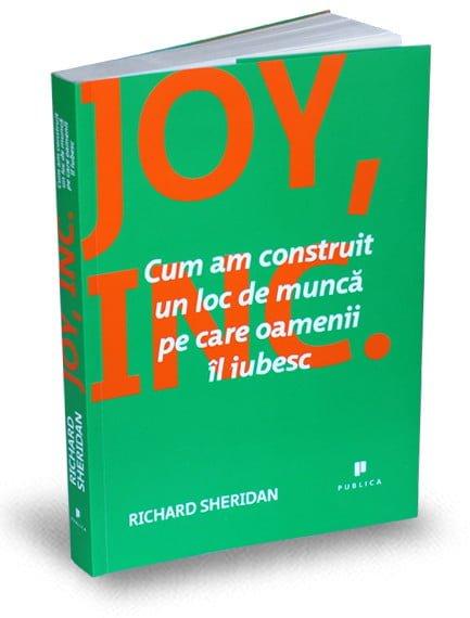 Cum am construit un loc de munca pe care oamenii il iubesc - Richard Sheridan