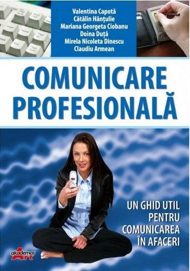 Comunicare Profesionala - Valentina Capota