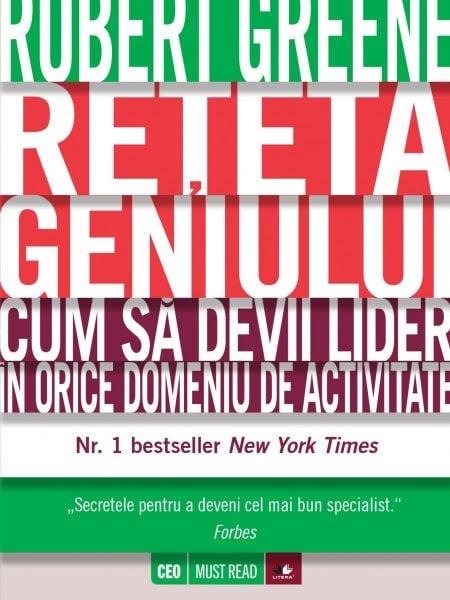 Reteta geniului - Robert Greene
