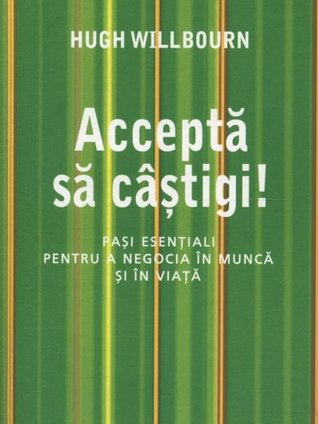 Accepta sa castigi! - Hugh Willbourn