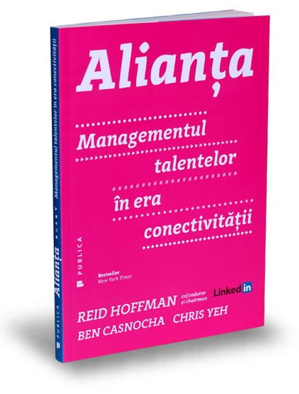Alianta - Reid Hoffman, Ben Casnocha, Chris Yeh