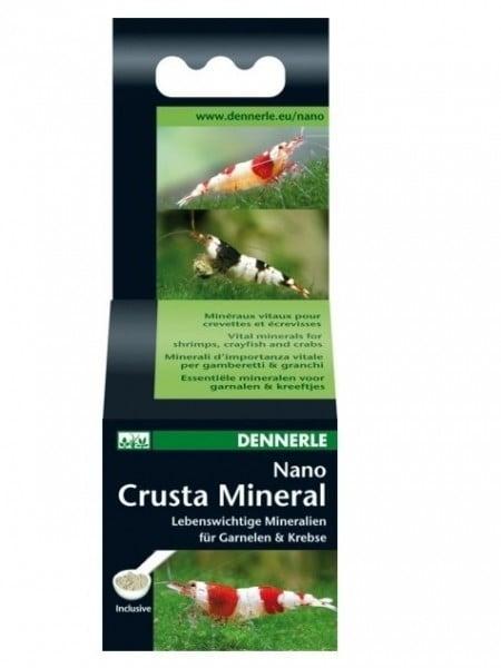 Conditioner creveti Dennerle Nano Crusta Mineral 35g