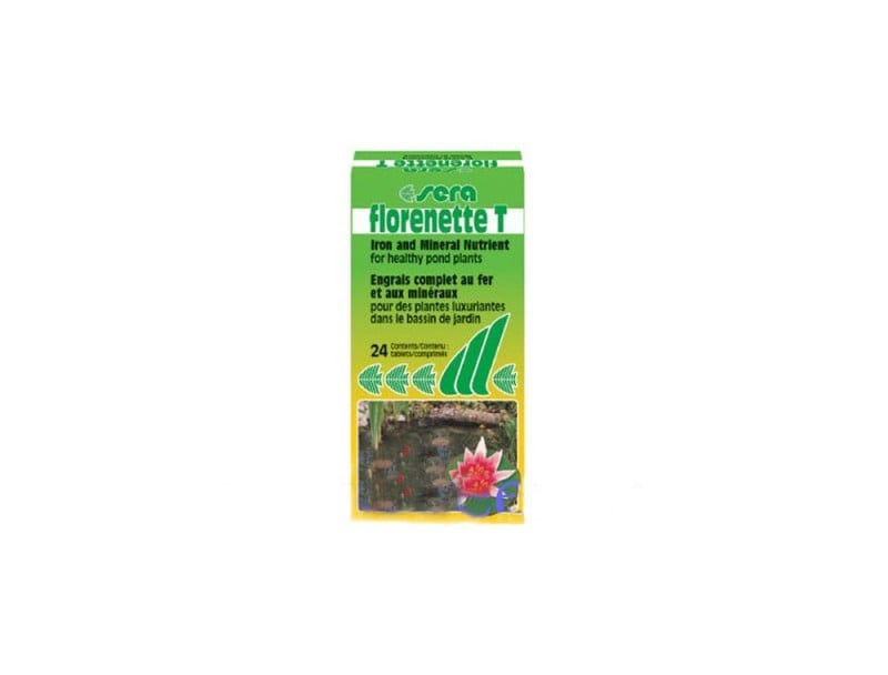 Fertilizant plante Sera Florenette T