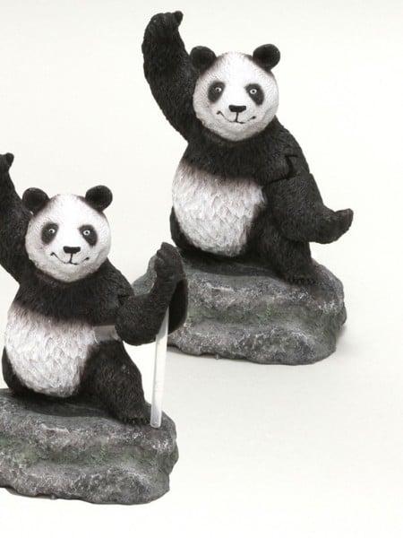 Decor acvariu JBL ActionAir Waving Panda