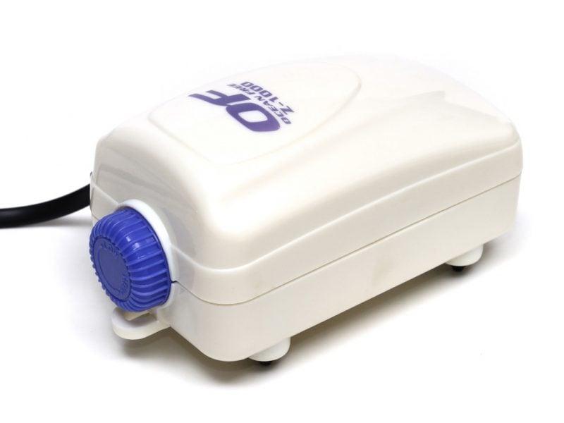 Pompa aer Zero Noise Z-2000