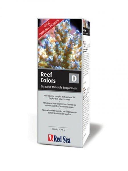 Complex Coral Colors D (Trace)
