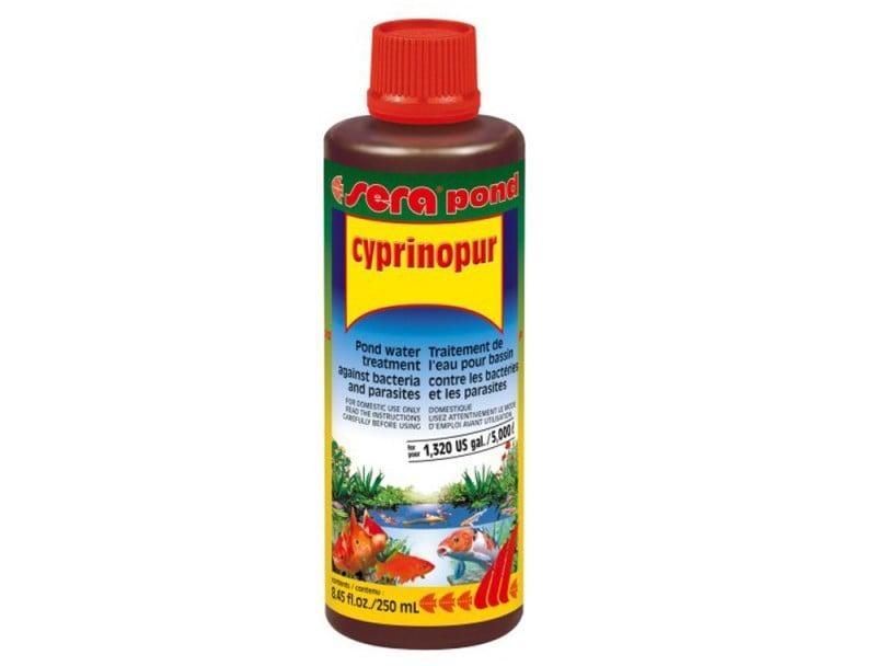 Solutie paraziti Sera Pond Cyprinopur