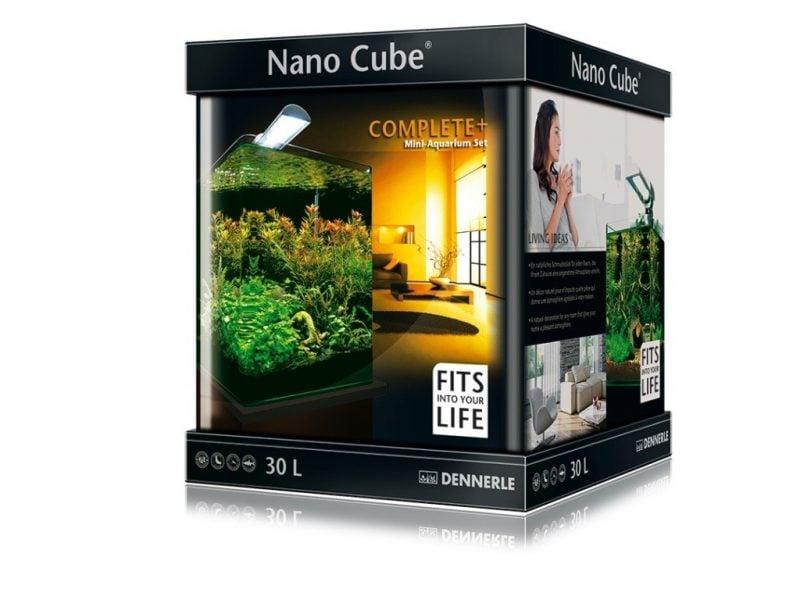 Acvariu Dennerle NanoCube Complete+ 30 Litri
