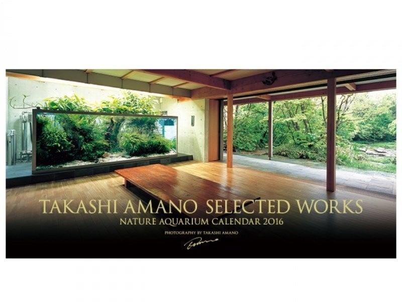 ADA Nature Aquarium Calendar 2016