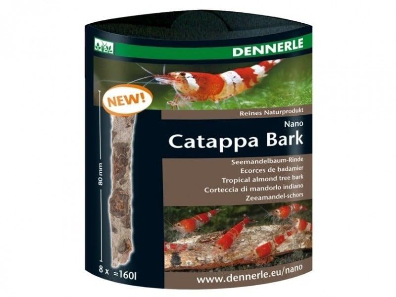 Conditioner creveti Dennerle Nano Catappa Bark 8 buc