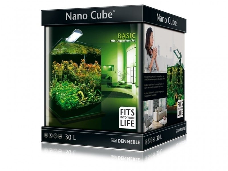Acvariu Dennerle Nano Cube Basic 30l