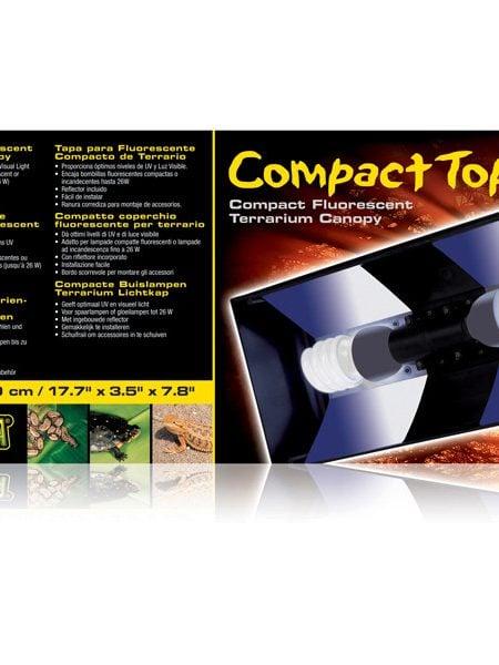 Lampa Exo Terra Compact Top 45 x 9 x 20 cm (PT2226)