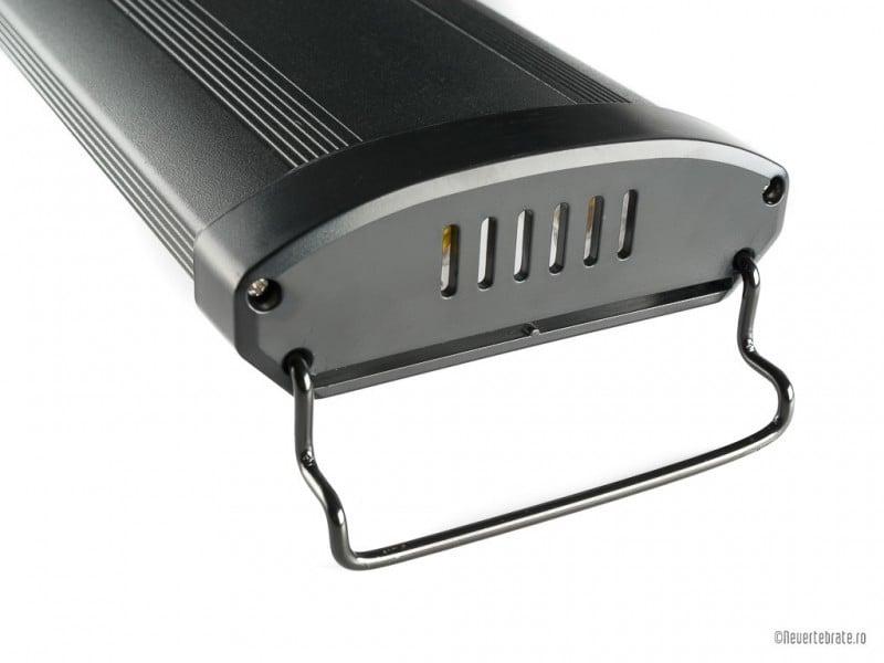 Lampa Odyssea Dual Pro 2x54W neagra
