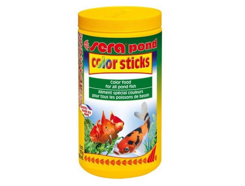 Hrana Sera Pond Color Sticks