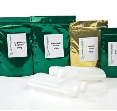 Fertilizant Sulfat de Potasiu K2SO4 200g