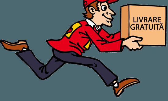 Livrare gratuita cumparaturi online