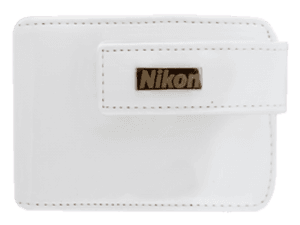 Leather pouch for S4300 (white)
