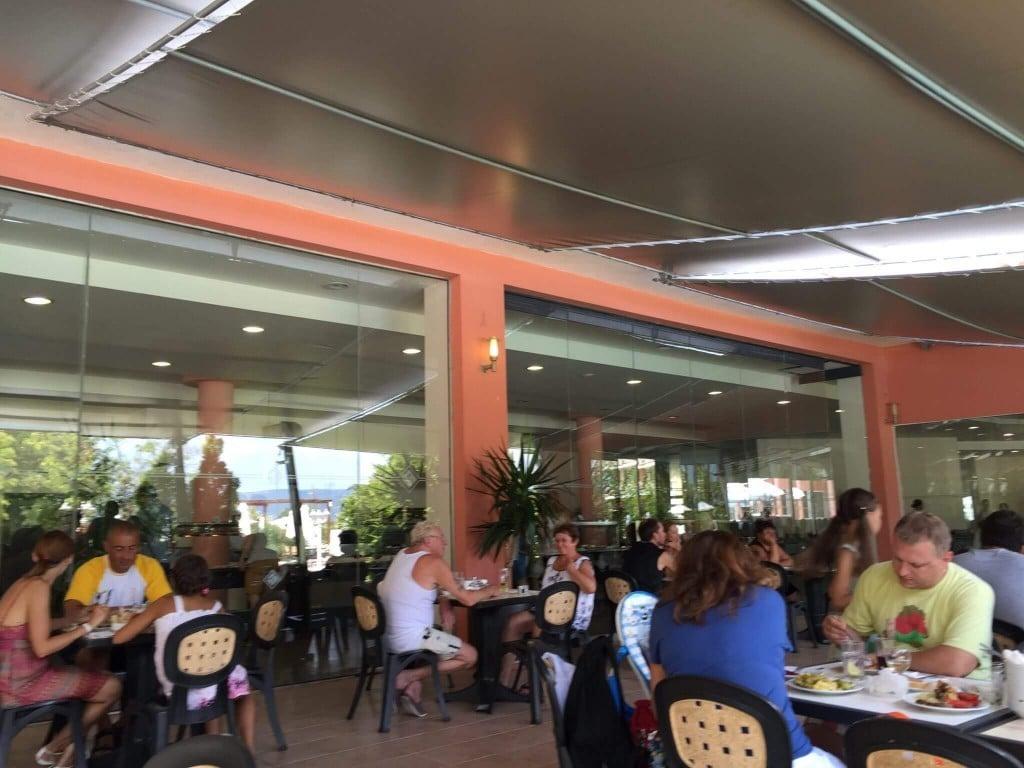 Restaurant Aronia Beach hotel