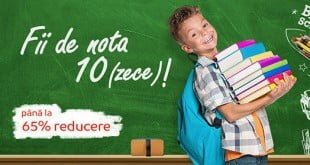 Reduceri eMAG Back to School 2018