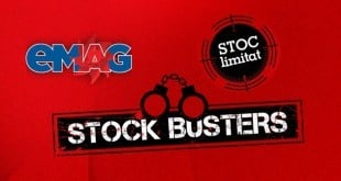 eMAG Stock BustersOctombrie 2017