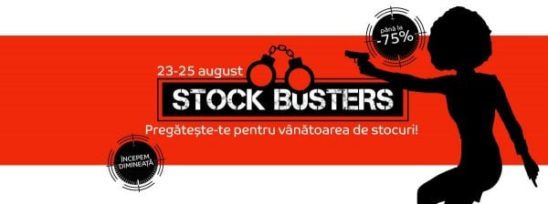 eMAG Stock Busters august 2018