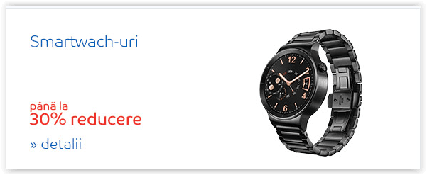 Reduceri ceasuri Smart eMAG
