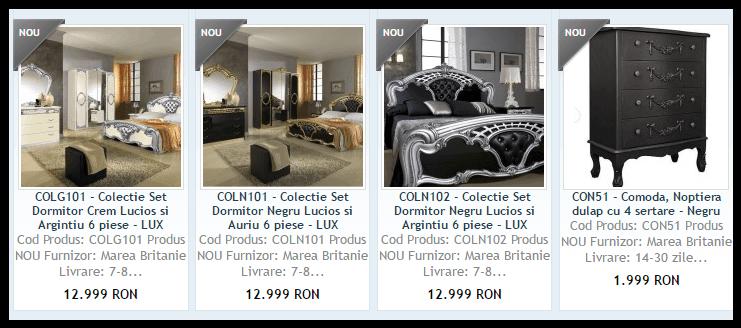 Dormitoare de lux pentru casa ta