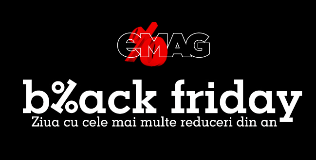 Black Friday eMAG 2019