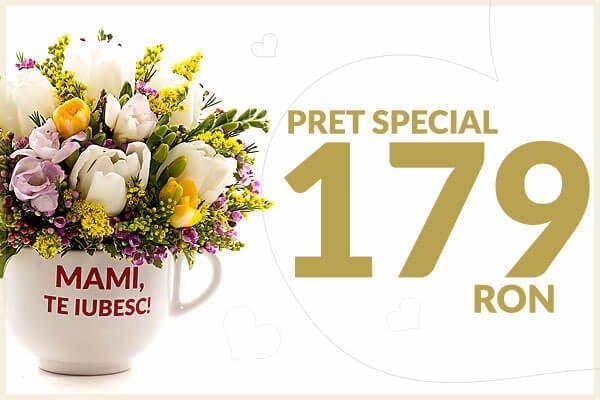 Buchet de flori cu comanda online