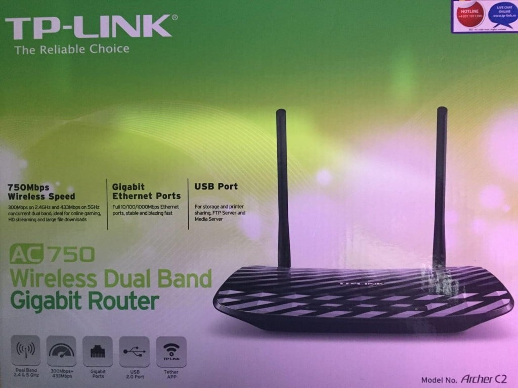 tp-link archer review
