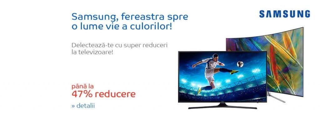 Oferte eMAG TV LED Samsung
