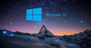 Modul de noapte Windows 10