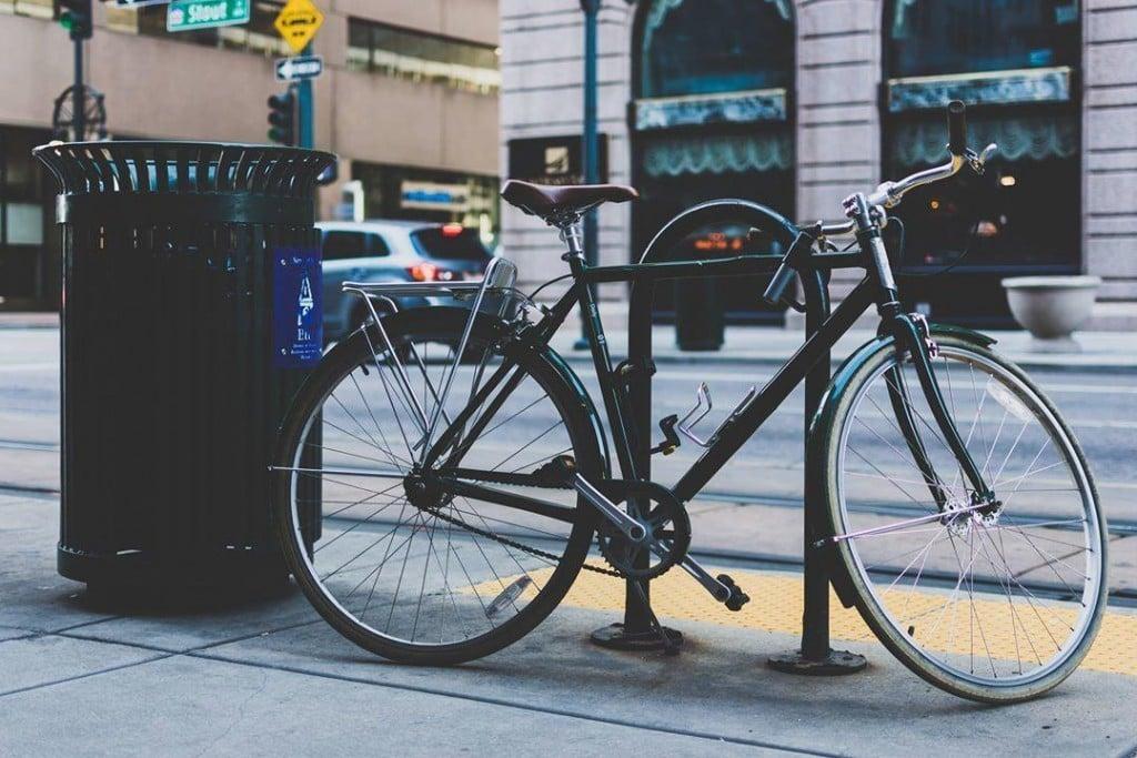 Sistem antifurt bicicleta