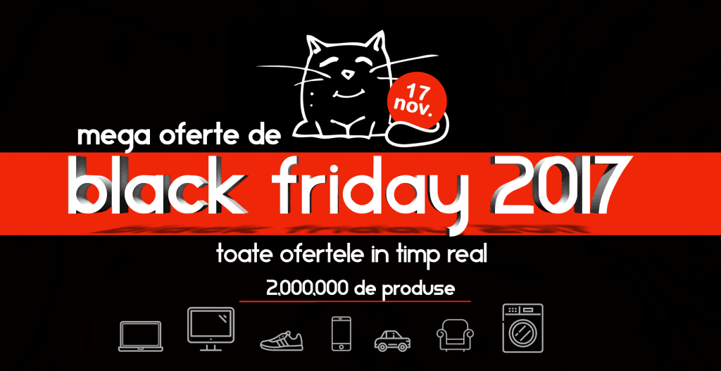 Oferte Black Friday Romania 2017