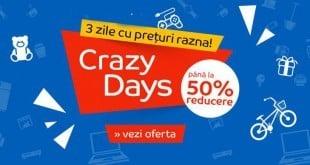 Oferte eMAG Crazy Days 2018