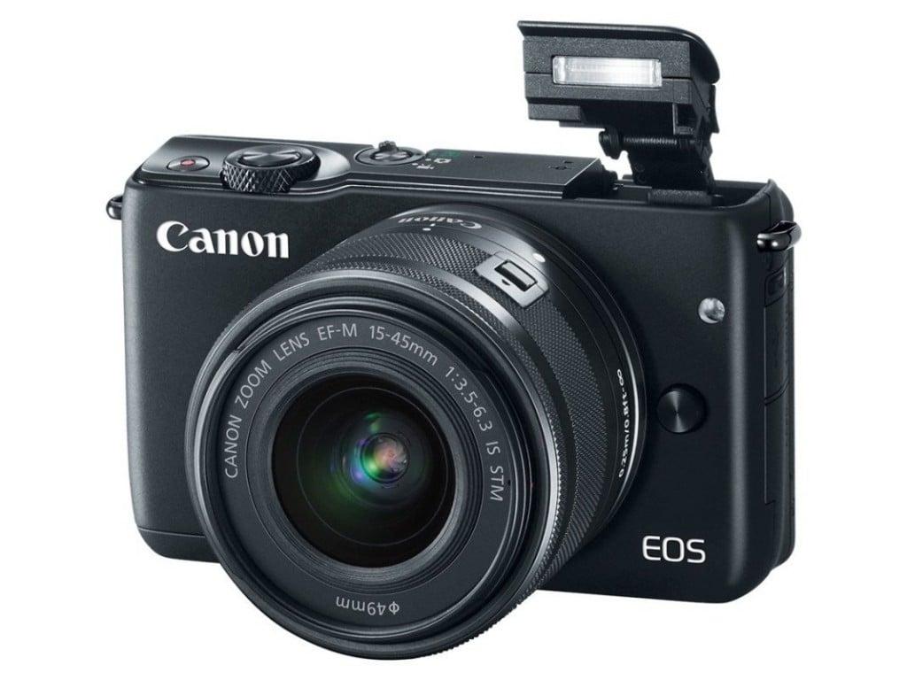 Canon EOS M10 pret