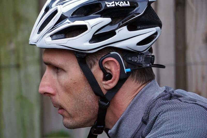 Casti audio sport pentru ciclism