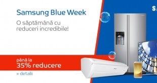 Oferte emag samsung blue week