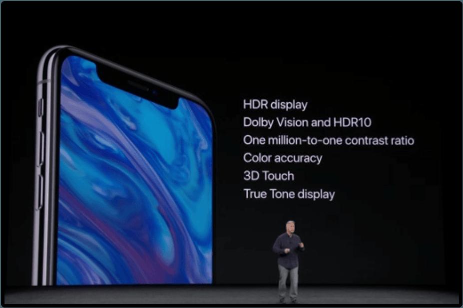Caracteristici iPhone X