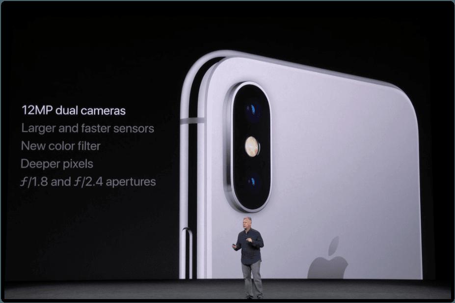camere foto iphone x