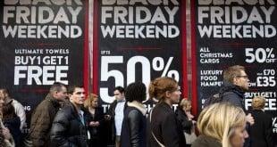 Black Friday oferte magazine online