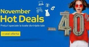 Reduceri eMAG HOT Deals