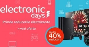 eMAG Electronic days ianuarie 2018
