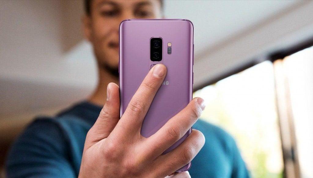 Samsung Galaxy S9 precomanda
