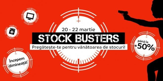 stock busters emag martie