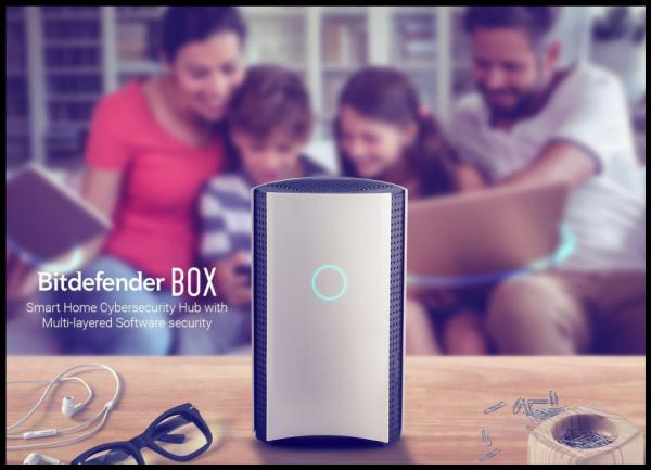 Bitdefender Box 2 Security
