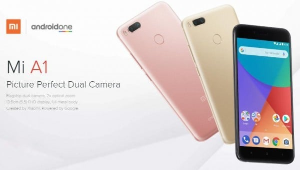 Xiaomi Mi A1 oferta eMAG reduceri