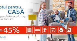reduceri emag cumparaturi pentru casa